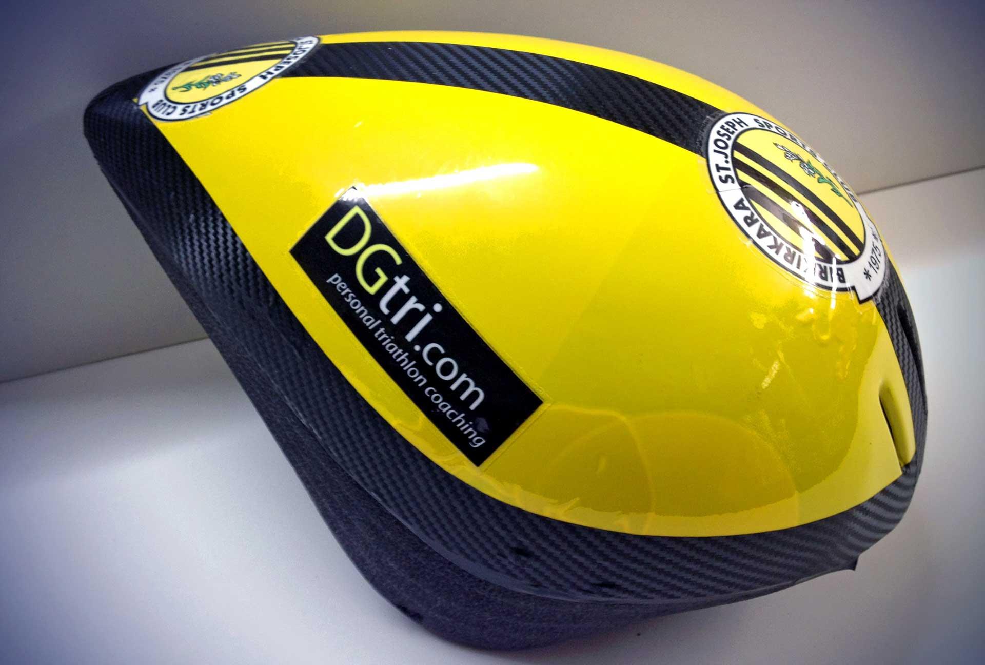 Uniform & Kits - DTgri helmet