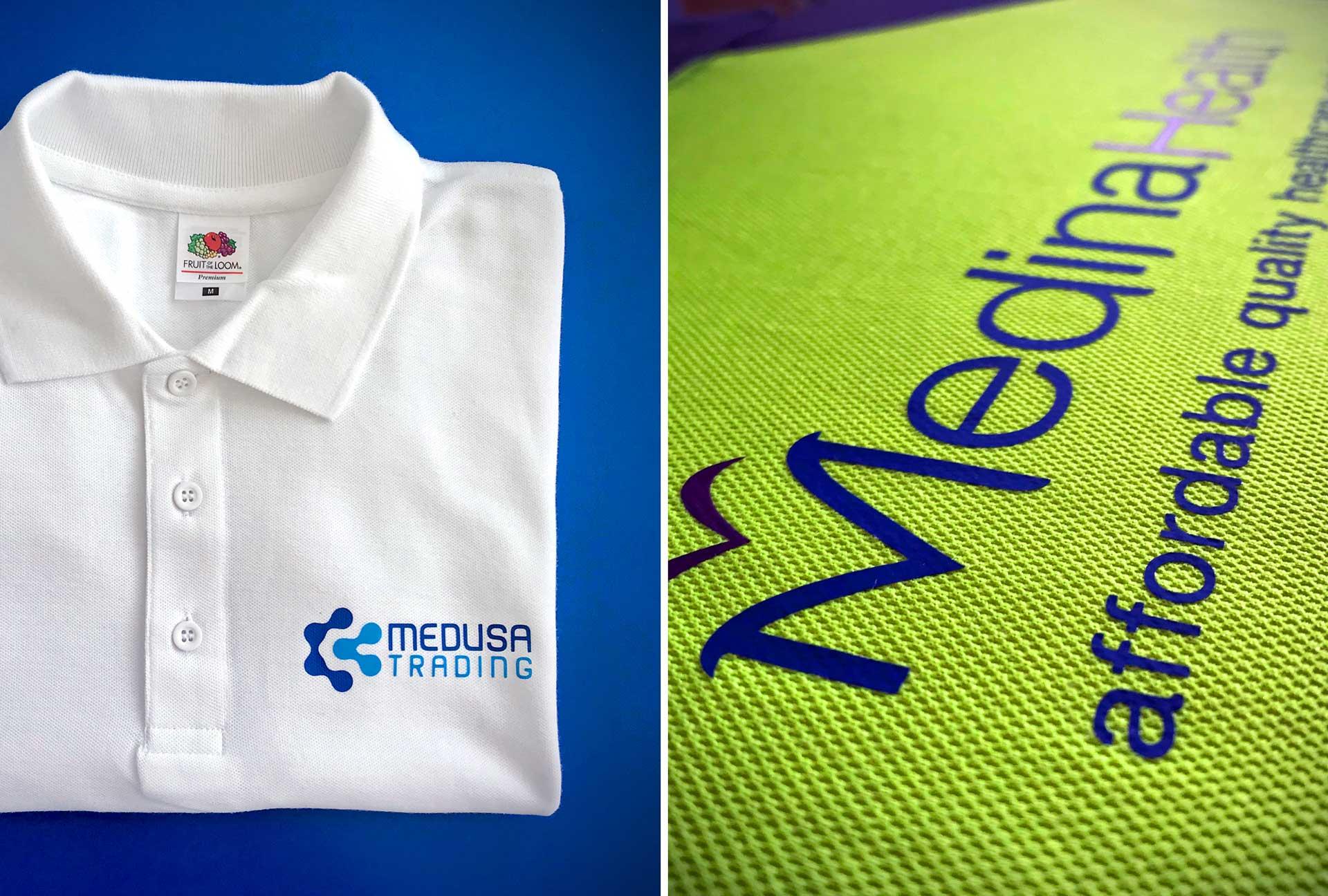 Uniform & Kits - Medusa Training / Medina Health