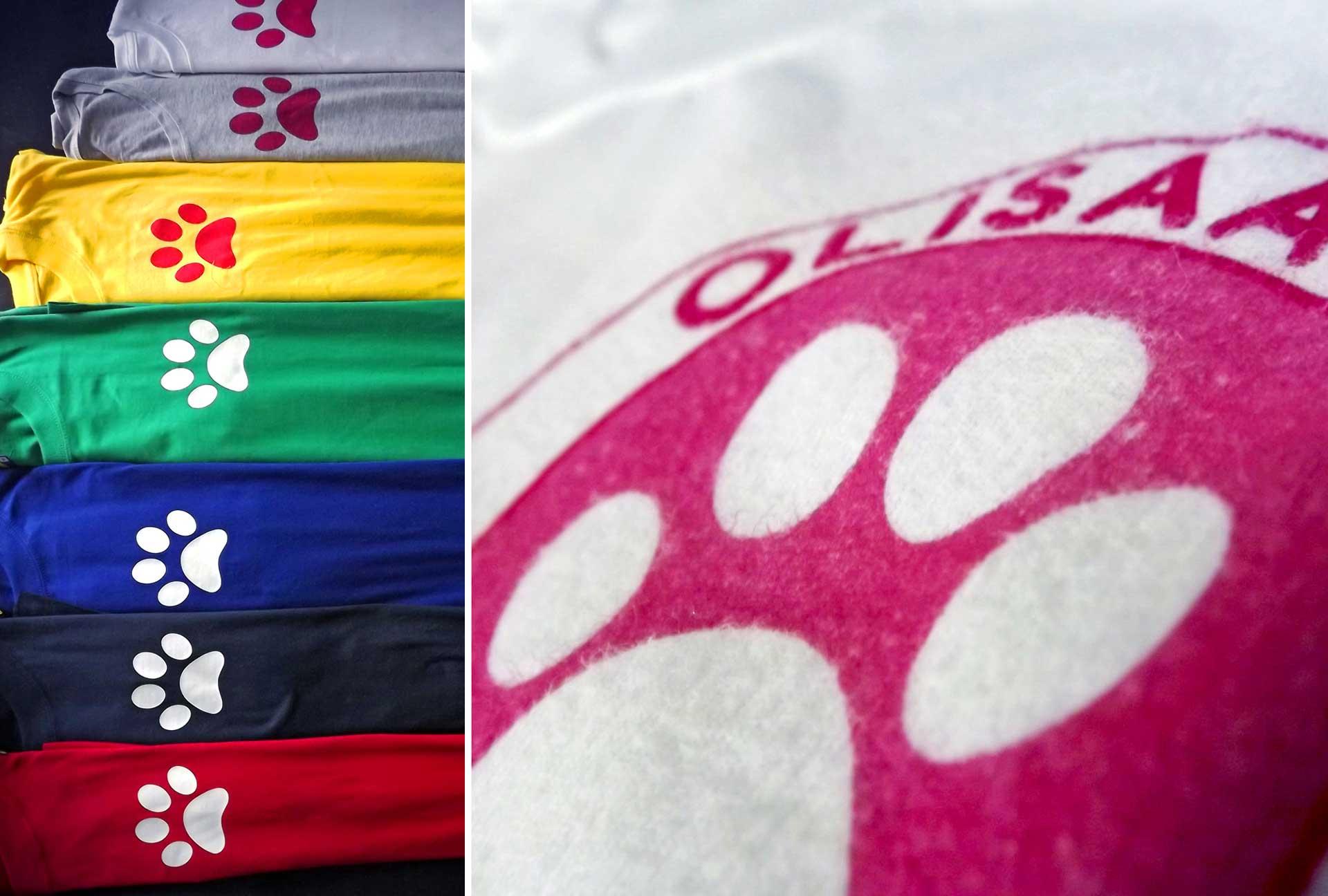 Uniform & Kits - Olisaac Tshirts
